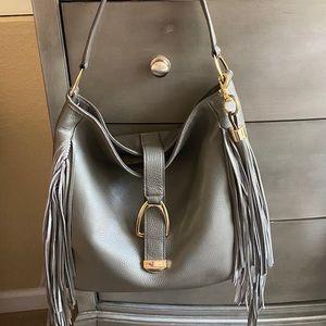 G.I.L.I leather bag